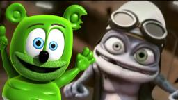 The Most Annoying Thing to Ever Exist (Crazy Frog x Gummy Bear - Axel F)