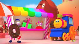 Chocolate lane song with bob the train! fun songs for kids!