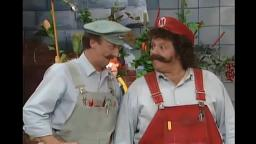 (dub) super Mario super show  (Trouble with rent)(epic)