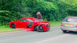 Best Supercar crashes [part 2]