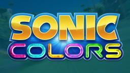 Aquarium Park act 3 - Sonic Colors ost