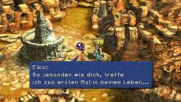 Lets Play Final Fantasy IX (German) Part 99 - Eikos Zuhause
