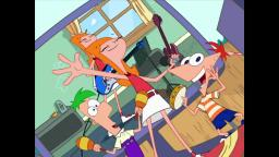 Were Back (From Phineas and Ferb The Movie: Candace Against the Universe)