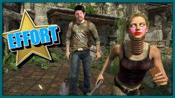 Uncharted more like UnFARTED 🤣😂 - Uncharted Drakes Fortune (PS3) #1-4 │Nathan Sample Games