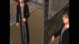 Sims 2-Harry Potter and The Sorcerers Stone-Ch.5.pt2