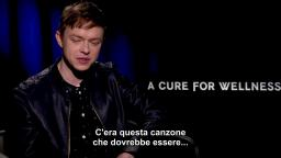 Dane Dehaan Exclusive A CURE FOR WELLNESS Interview (JoBlocom) 2017 - SUB ITA