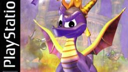 Opening to Spyro the Dragon 1998 PS1 Game
