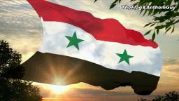 Syria anthem extended