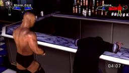 Stone Cold Beer Stunner - WWE Smackdown vs. Raw 2007