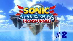 Sonic & All-Stars Racing Transformed (German) 2