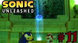 Sonic Unleashed # 11 Holoska bei Nacht + Spagonia Boss [HD|DEUTSCH]
