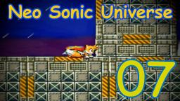 Lets Play Neo Sonic Universe Part 7 - Der Wall-Bug