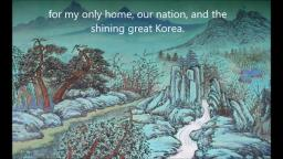 South Korean military song  (향토 방위의 노래) Song of Homeland Defence