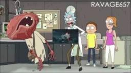 [Reupload] [Adult Swim: Rick & Morty] Rick: DIE MOTHERF--KER! (Sparta Pulse Remix V4) 60FPS
