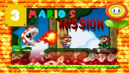 Lets Play Marios Mission [SMW-Hack] Part 3 - Im Wald des Todes