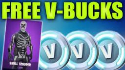 FREE V-BUCKS! FREE IT IS ALL FREE FOR YOU! NOT CLICKBAIT AT ALL! FREE SEASON PASS AND MORE!