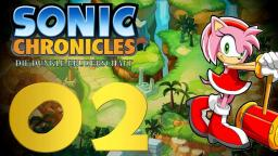 Lets Play Sonic Chronicles Part 2 - Die Erkundung der Green Hill Zone