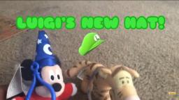 The Mushroom Galaxy - Luigi's Hat!