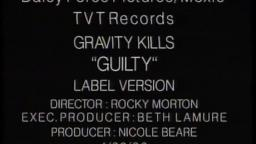 Gravity Kills Guilty VHS Promo