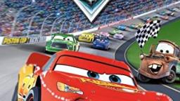 Opening to Cars 2006 GameCube Game