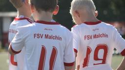 Home-Office-Challenge des FSV Malchin mit Finish