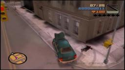 Grand Theft Auto 3 - Driving - PS2 Gameplay