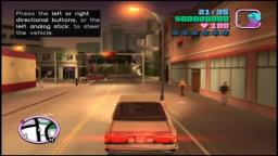 GTA: Vice City - Driving - PS2 Gameplay