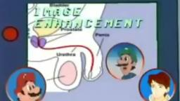 Luigi says Penis oh my god