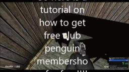 Why I Havent Uploaded To VidLii (And Club Penguin Membership Tutorial!!!)