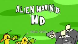 Alien Hominid - Level 1-1