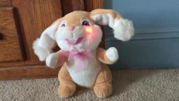 CVS 2016 - Ear Flapping Easter Bunny - Dandee