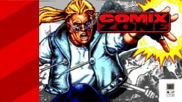 Comix Zone -Bloxed