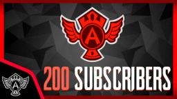 200 subscribers Special on Vidlii (THANK YOU ALL)