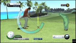 Yakuza 3 - Golfing - PS4 Gameplay