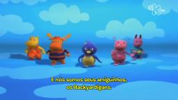 Foopiian Oddities: The Backyardigans Intro (Portuguese track, lower-pitched)