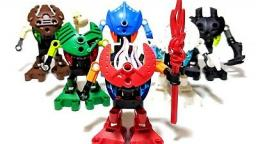 Classic LEGO Bionicle Reviews: Bohrok Va