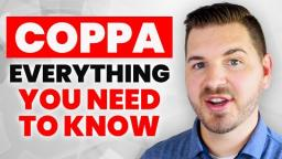 COPPA- everything you need to know!