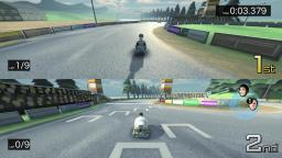 logan kart 8: Roundabout M250cc done in 29.856