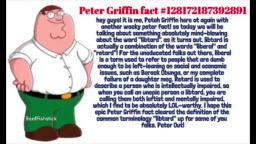 PETER TEACHES ABOUT LIBTARDS!