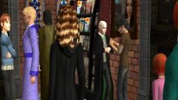 Sims 2 Harry Potter and The Chamber of Secrets Chapter 4