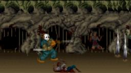 SplatterHouse Gameplay (Arcade)