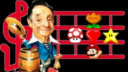 Intro de Chespirito en Mario Paint Advance [x2]