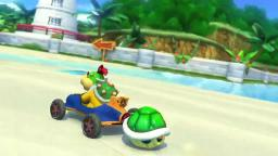 Me Racing Against Three Friends In Mario Kart 8 Deluxe #1 (Nintendo Switch)