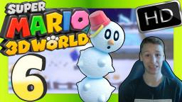 SUPER MARIO 3D WORLD🐱Part 6: Ein fail nach dem anderem :(