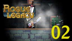 Lets Play Rogue Legacy Part 2 - Kurzer Besuch im Tower