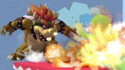 Super Smash Bros. Melee - Bowser