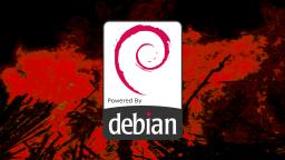 Lets install Debian because reasons