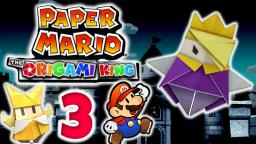 Lets Play Paper Mario the Origami King Deutsch Teil 3: König Olly