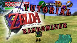 How To Properly Setup an Ocarina of Time Randomizer
