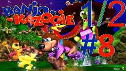 Let´s Replay Banjo-Kazooie (100% Deutsch) - Teil 8 Mr Vile das gefräßige Krokodil! (1/2)